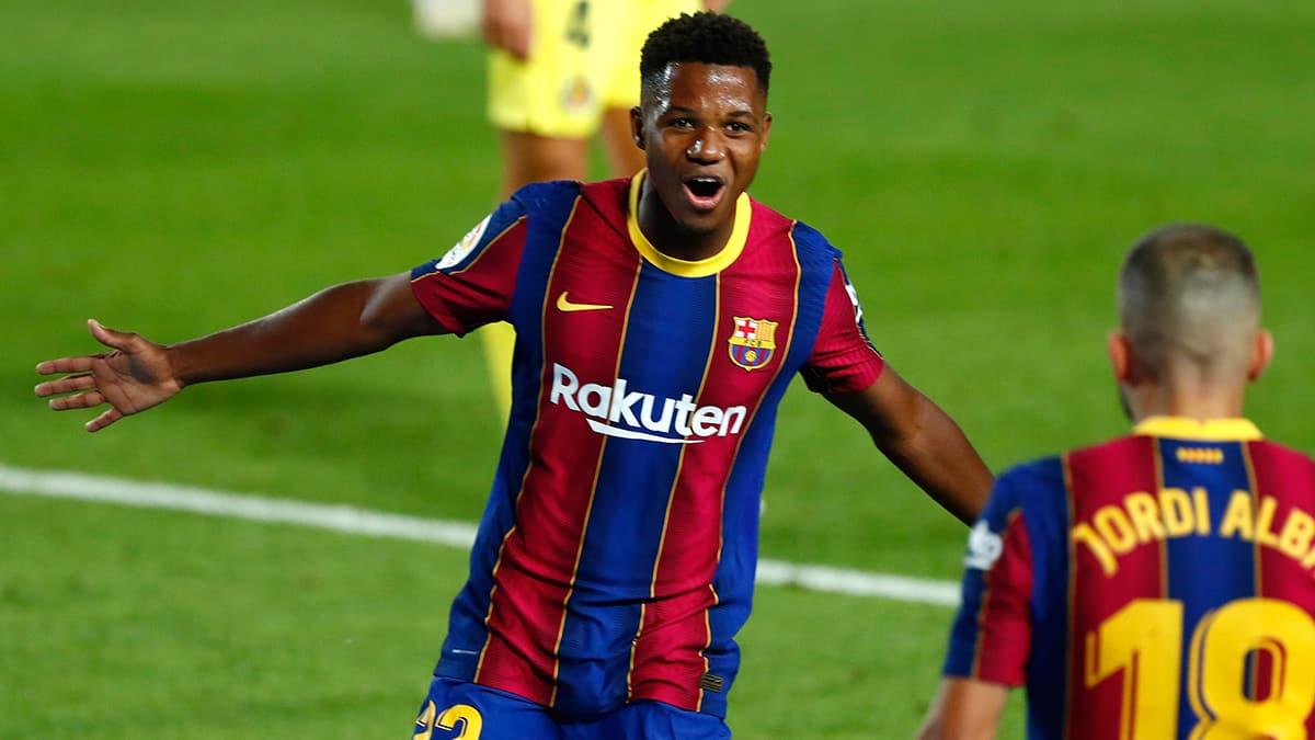 Barcelona golea a Ferencvaros en la Champions League, Lionel Messi marca su gol 116 en este torneo