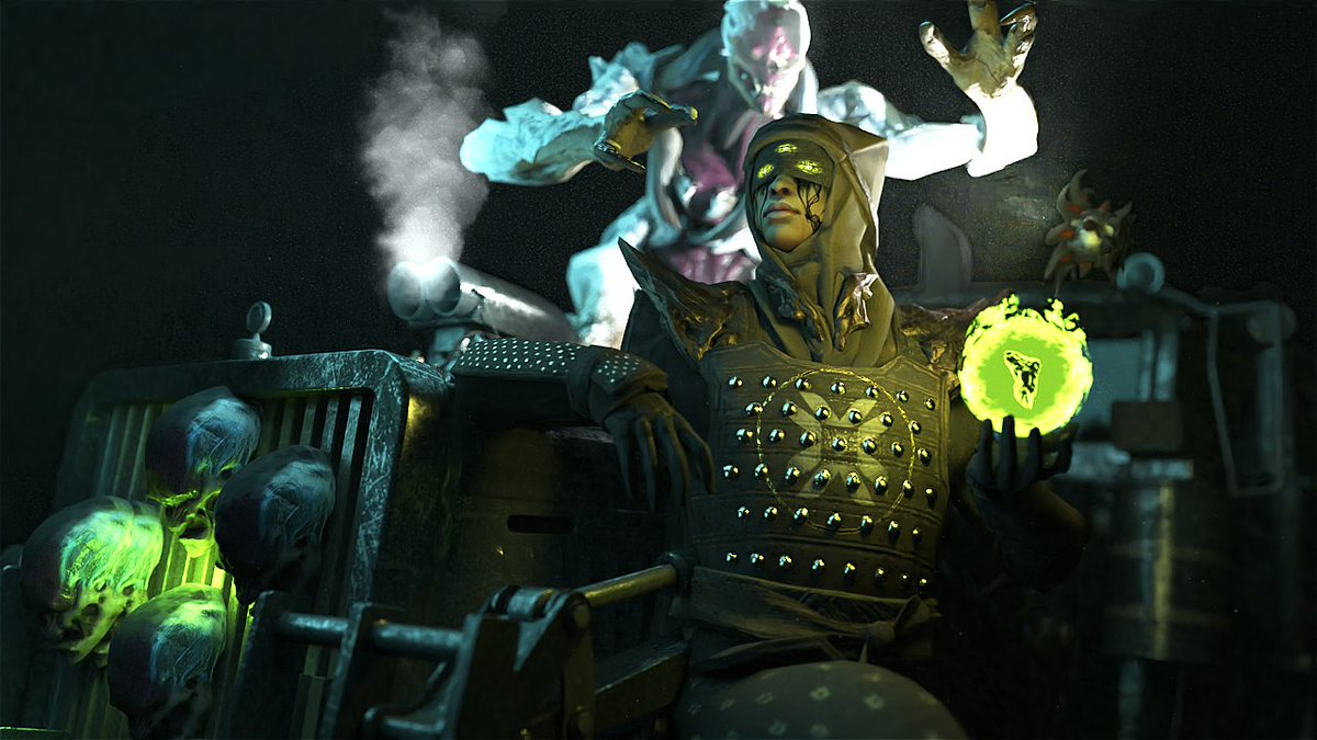 """SecondToLast - """"Take the hard road Guardian, there is no other""""...Eris Morn"""