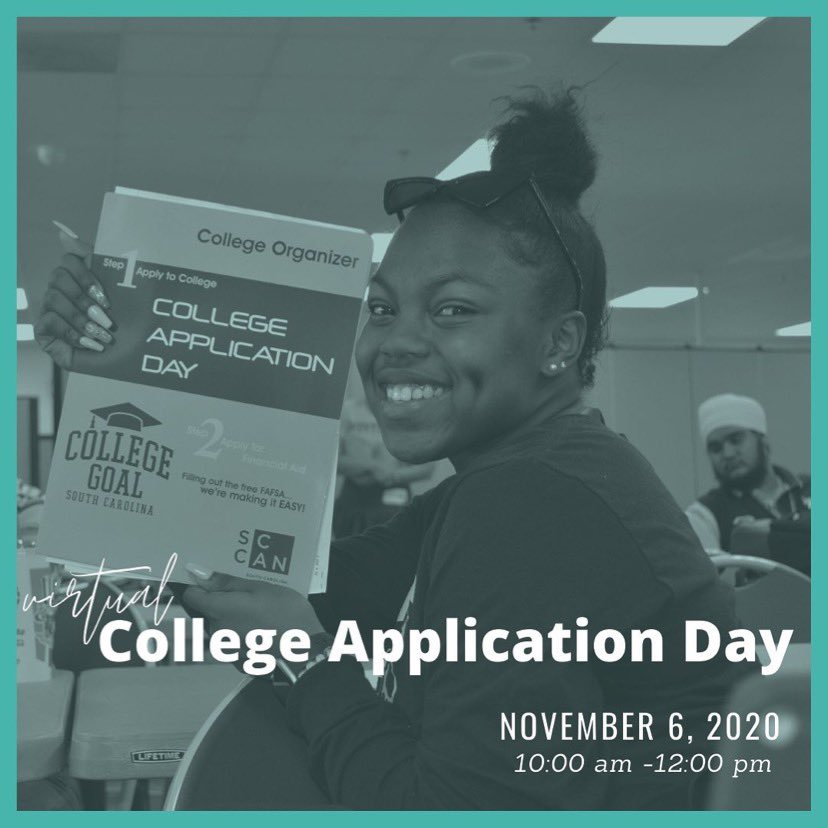 🚨COLLEGE APPLICATION DAY🚨  Join Mrs. Bishton, members of the counseling department, and college admissions representatives for college application day Nov 6 from 10-12. Take advantage of fee waivers, come with questions, and be ready to tackle all things college! Let's apply! https://t.co/VvwsFRmTI5