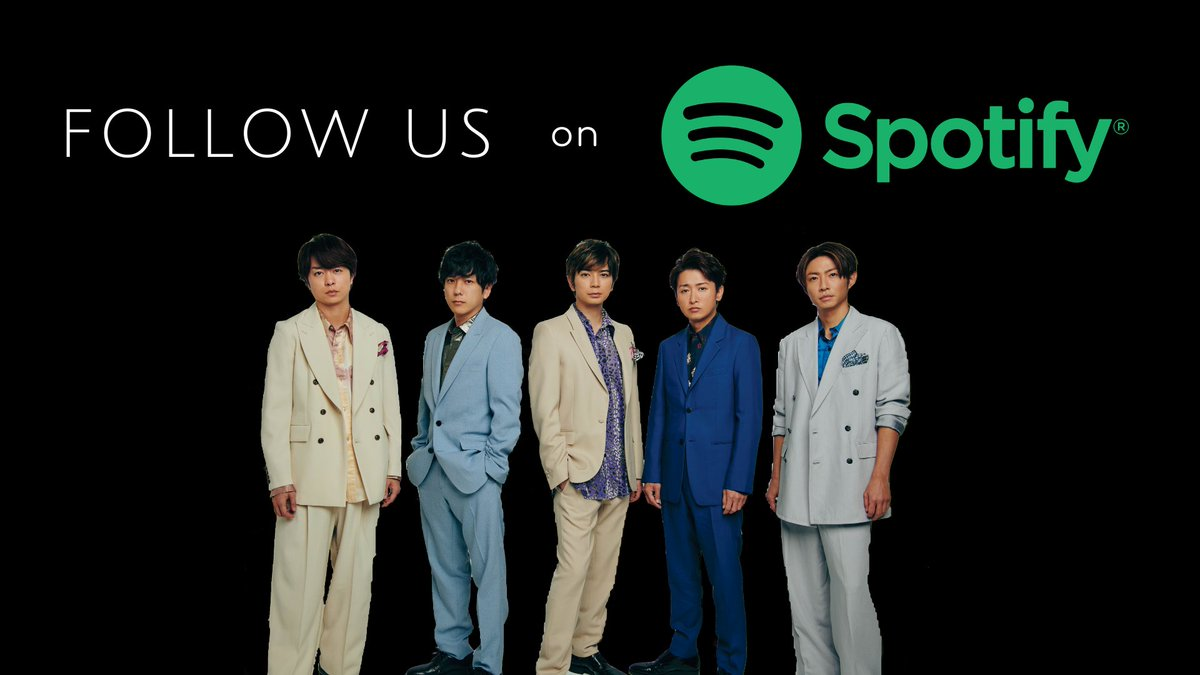 .@SpotifyJP (金)の配信当日に「PartyStarters」をいち早くチェックしてね🎶😆Be sure to follow ARASHI on @spotify to be the first to listen to Party Starters on October 30th!#PartyStarters #嵐 #ARASHI