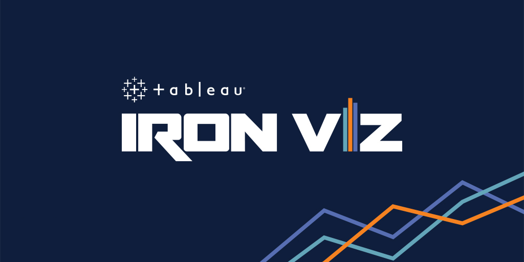 The #IronViz Championship looked a little different this year, but it was just as exciting! Don't miss our latest blog post for a recap of the ultimate data showdown: https://t.co/x7jtJQsmeW https://t.co/CU3EZ88QzJ