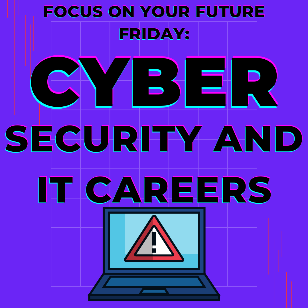 October 23, 2020, 10:00 a.m. - 11:00 a.m. IT professionals from Blue Cross Blue Shield of SC will discuss career opportunities in Cyber Security as well as other IT careers at BCBS SC. Join Virtually:  https://t.co/VUl6kiS3KD https://t.co/Dh04J2gT5a