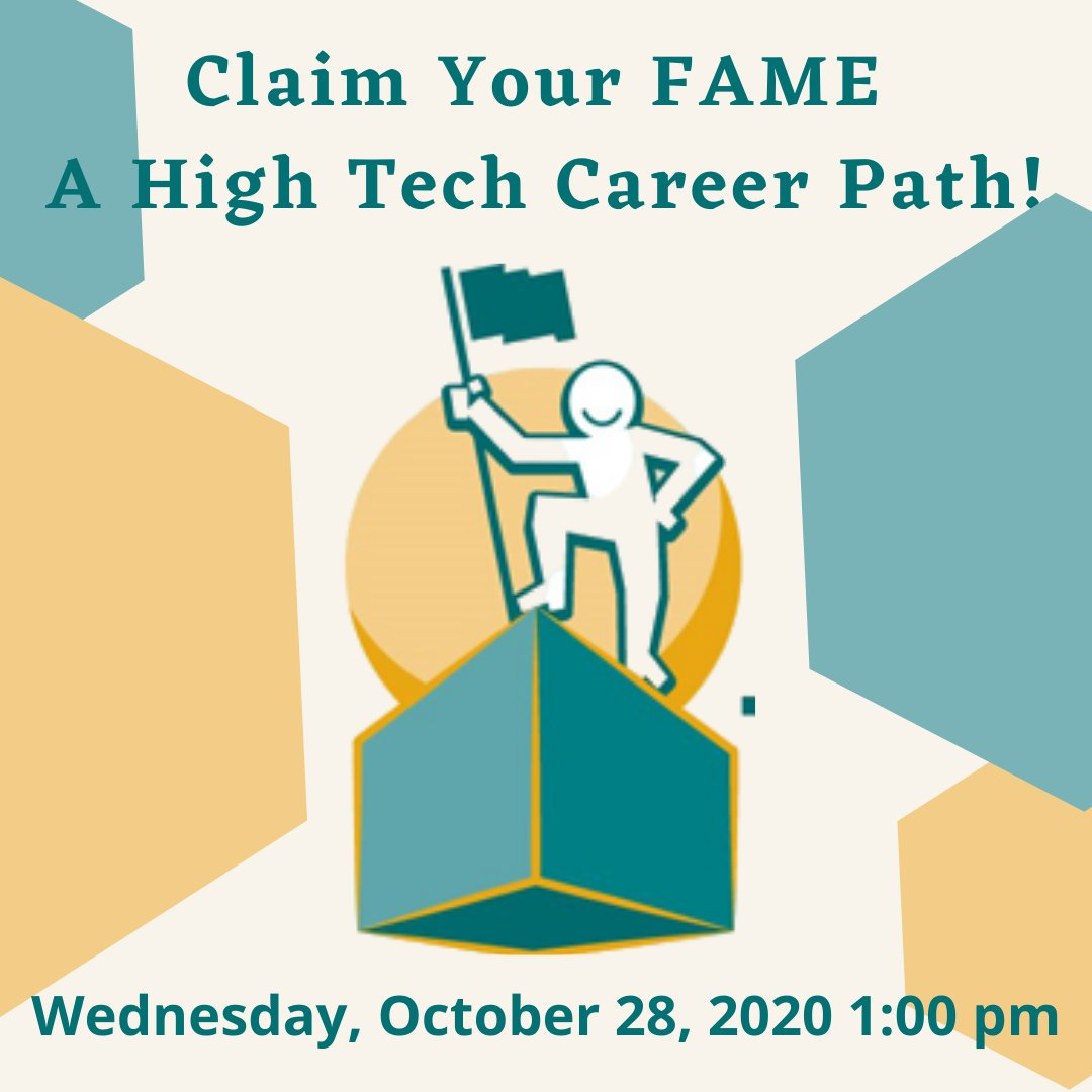 Join FAME for an information session on a high-tech, high-paying career pathway available to you. Accepted participants will attend Midlands Tech for classes. More info on the https://t.co/ol5kWlfV05 https://t.co/SSVwRXX5lX