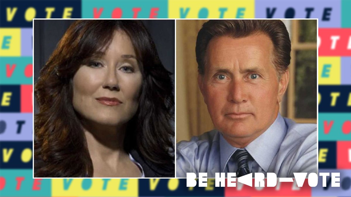 Laura Roslin ('Battlestar Galactica') and Jed Bartlet ('The West Wing') were clear favorites in each of the previous rounds, so it's no surprise to see them meet in the finals of our pop culture presidents bracket! ☑️  Make your pick! » https://t.co/2F94vQCo2Z  #BeHeard x #Vote https://t.co/AZKgvF27bK