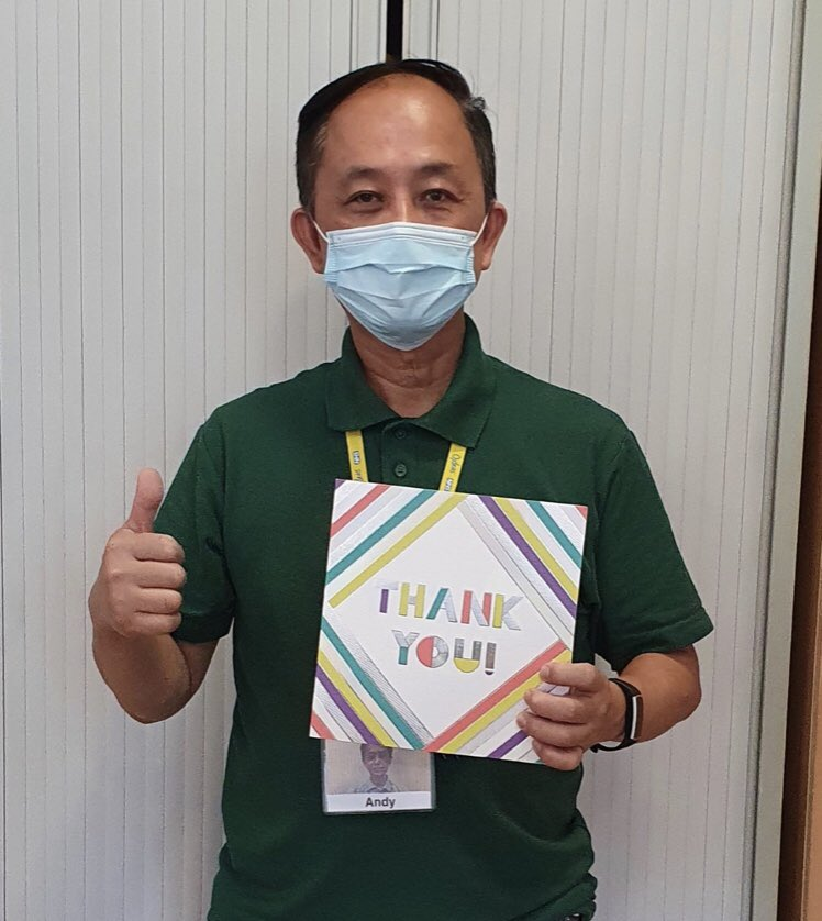#OurNextStep is @OxleasNHS campaign to gain your suggestions on how we can further improve our services🤪 visit https://t.co/LjHXzOhd08 this OT SW #atlasadventure showing a lovely thank you card from a family @takfoo your views count, we will listen and act https://t.co/WCuP8uq1Cr