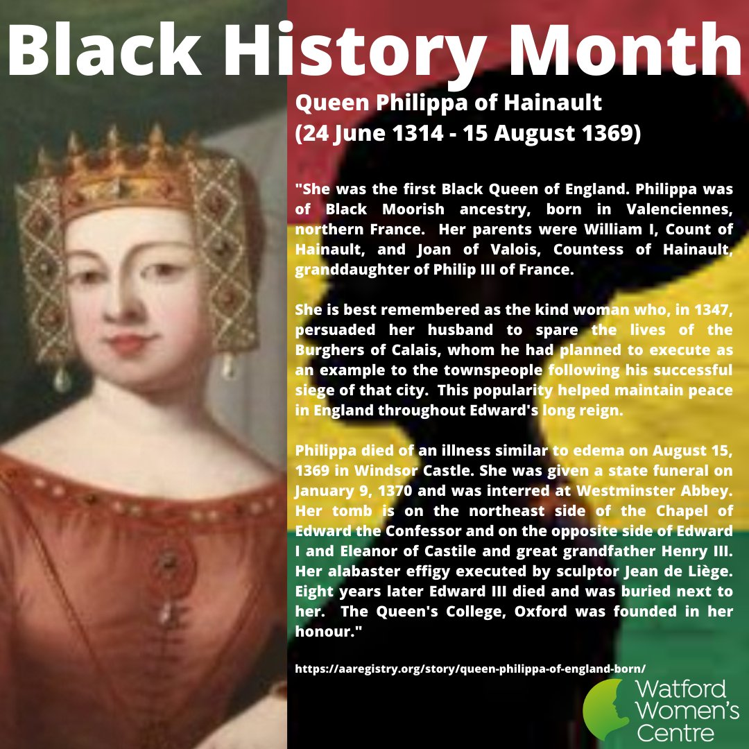 blackhistorymonthuk #BlackHistoryMonth2020 #britishhistory #queenphilippa
