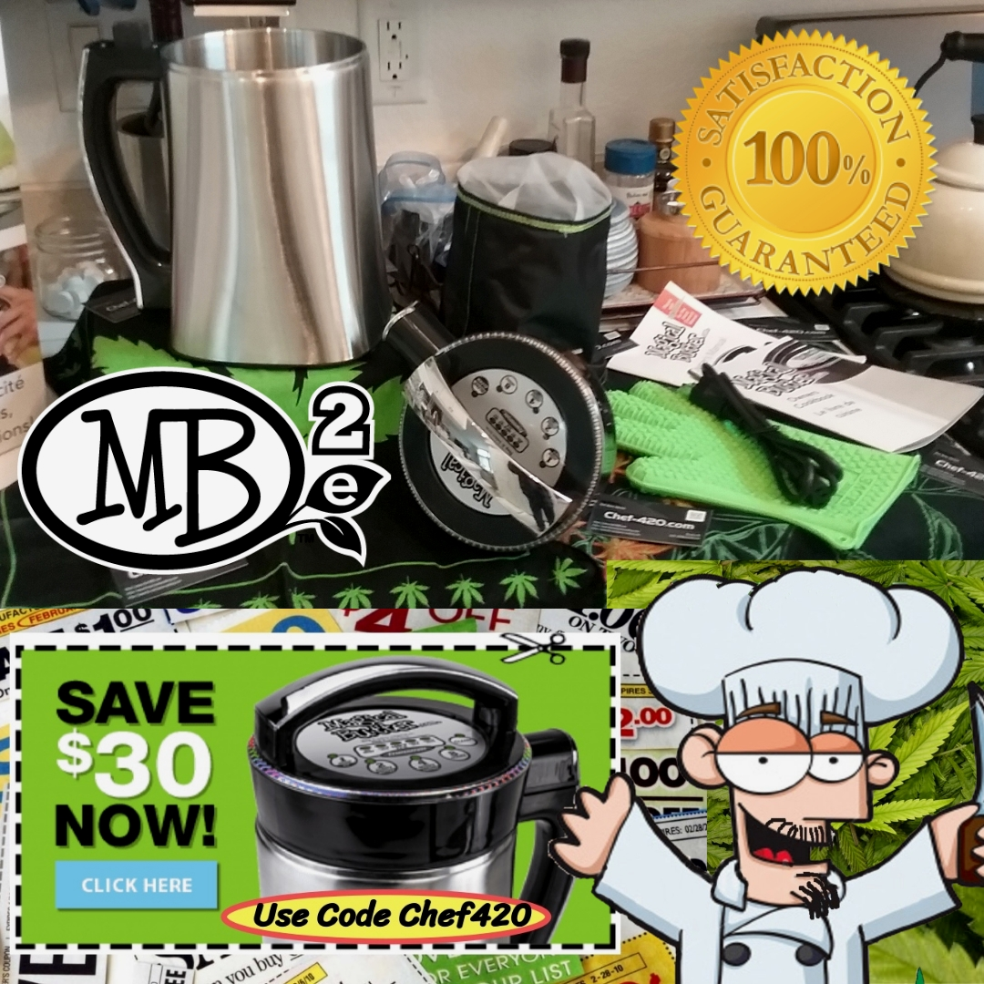 Chef 420s Reviews the Magical Butter Machine. If you are Interested in getting a MB 2e Infuser, I'll break it down for you.  >>https://t.co/ED5YkcKG71  #Chef420 #Edibles #Medibles #CookingWithCannabis #CannabisChef #CannabisRecipes #InfusedRecipes @MagicalButter #CannaFam https://t.co/cAtZ3STDwx