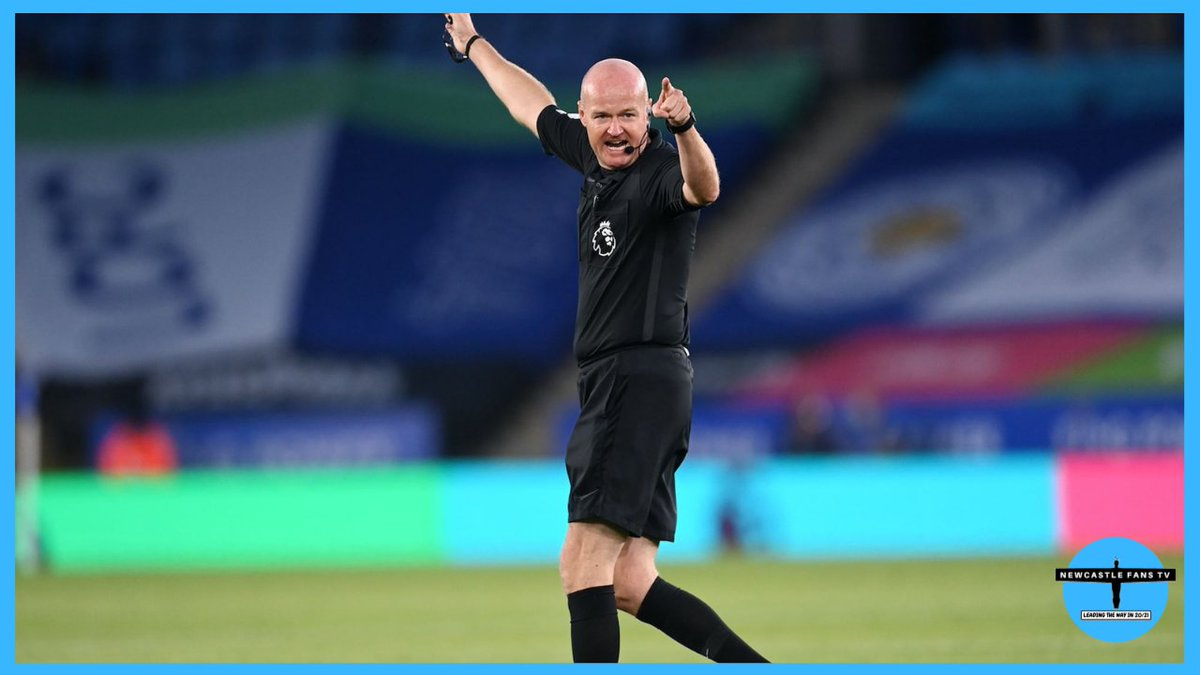 Lee Mason is in charge of Wolves vs #NUFC this weekend.  😠 https://t.co/ImZqnNsmxX