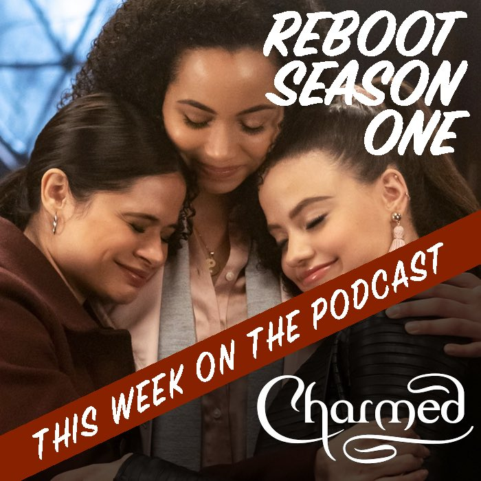 This week, the @cpupodcast @cw_charmed panel returns to #lookforward at Season 1 of the #reboot in Part 2 of our #charmed #series, including a #spicy comparison to the #original. Stay tuned! #podcast #cpu #couchpotatoesunite #unite #teasertuesday #staytuned #thepowerofthree https://t.co/igVrselubl
