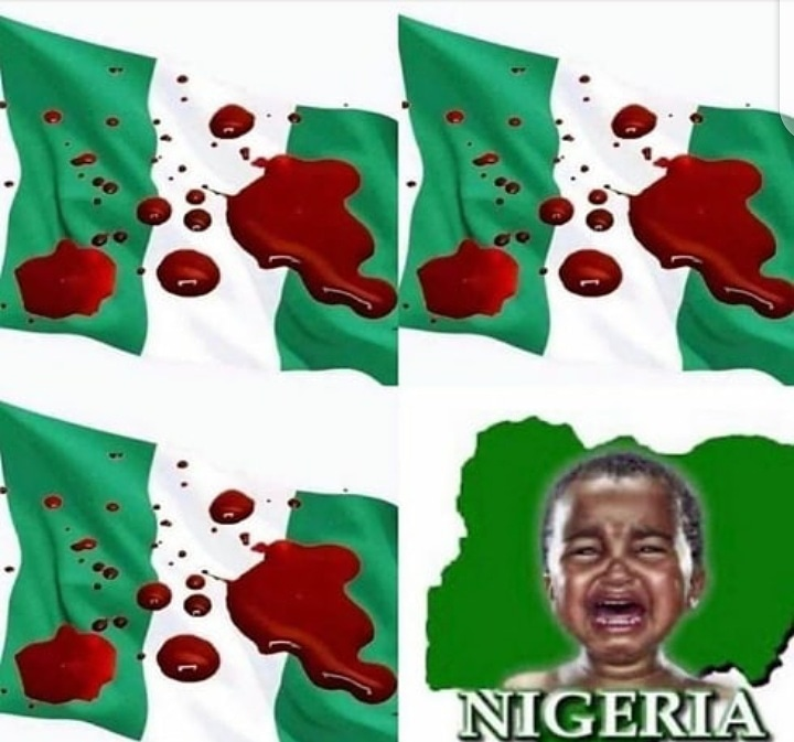 @MBuhari @AsiwajuTinubu @jidesanwoolu  @PoliceNG @NGRPresident please stop killing my people's😭😭😭😭 FearGod ooooo😭😭😭😭Nigeria Army have killed over Five Thousand Youth in Lekki toll gate 😭😭😭😭😭😭 #Worlds2020 #worldpremiereonprime