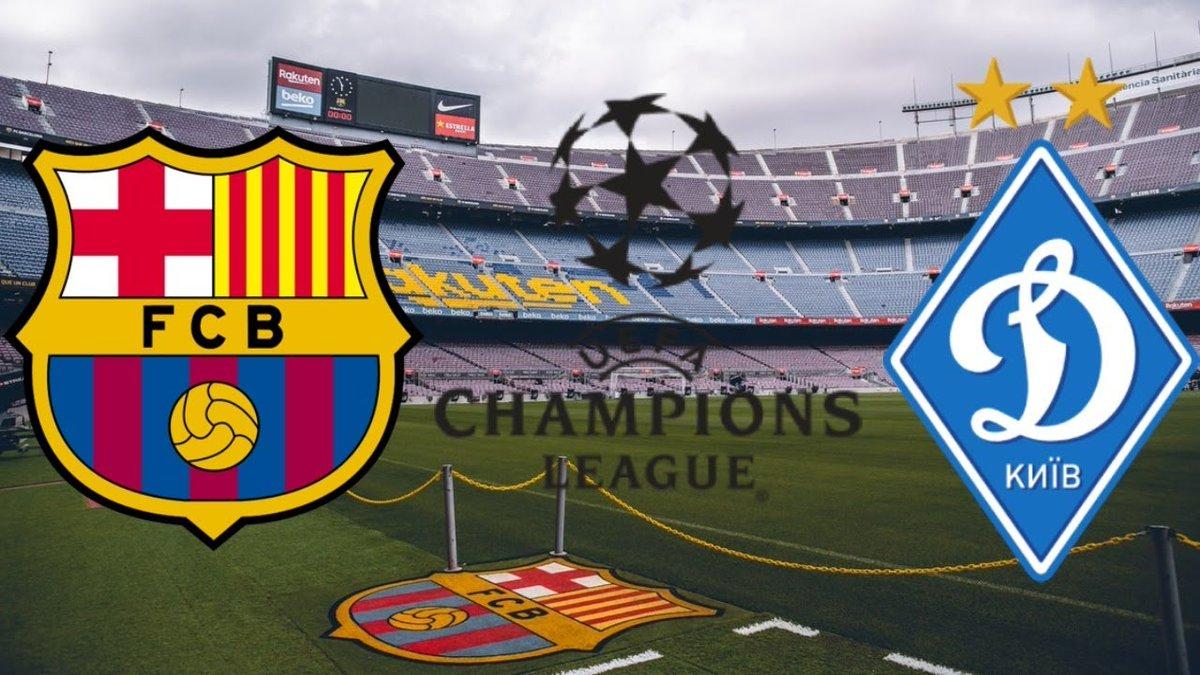 live barcelona vs dynamo kyiv livestream link online full streamin twitter
