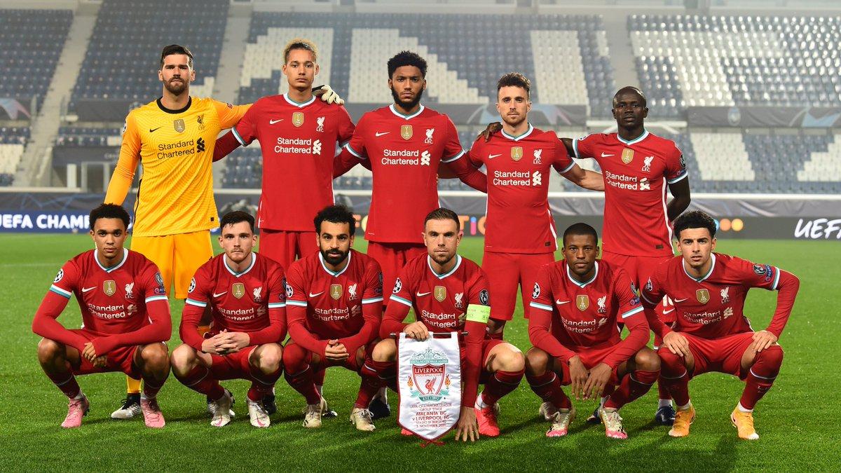 Liverpool Fc On Twitter ud835udc13ud835udc04ud835udc00ud835udc0c Ynwa