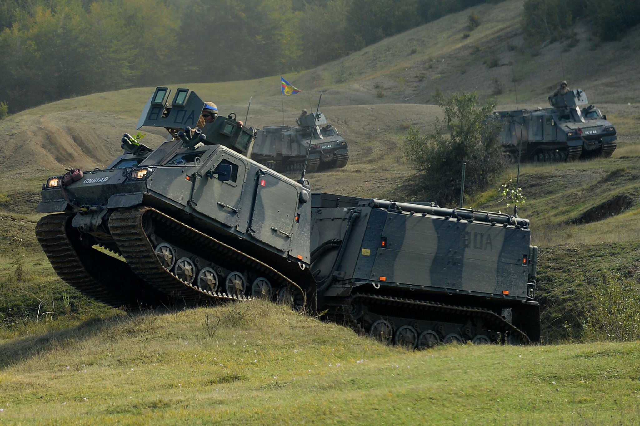 """Nicholas Drummond on Twitter: """"While definitely like the BAE Systems/ Iveco  Amphibious Combat Vehicle, I prefer BAE Systems/ Hagglunds BVS10. The  improvements made to it post Afghanistan have surely made it an"""