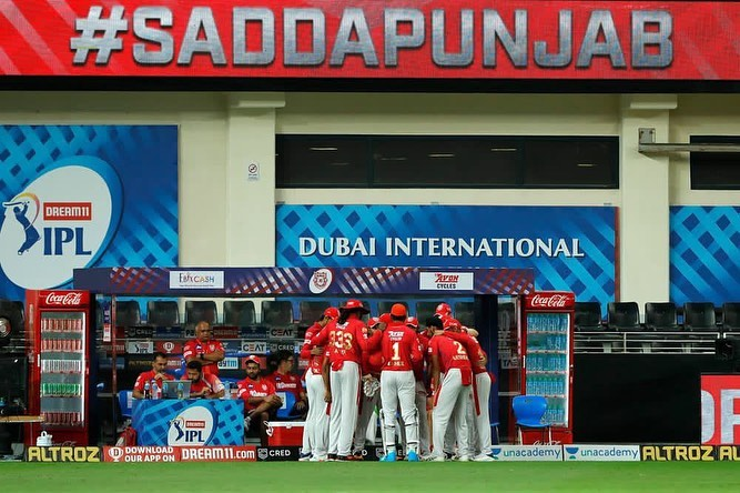 Won together, lost together, fought together and we will be back stronger together 💪🦁❤️ @lionsdenkxip