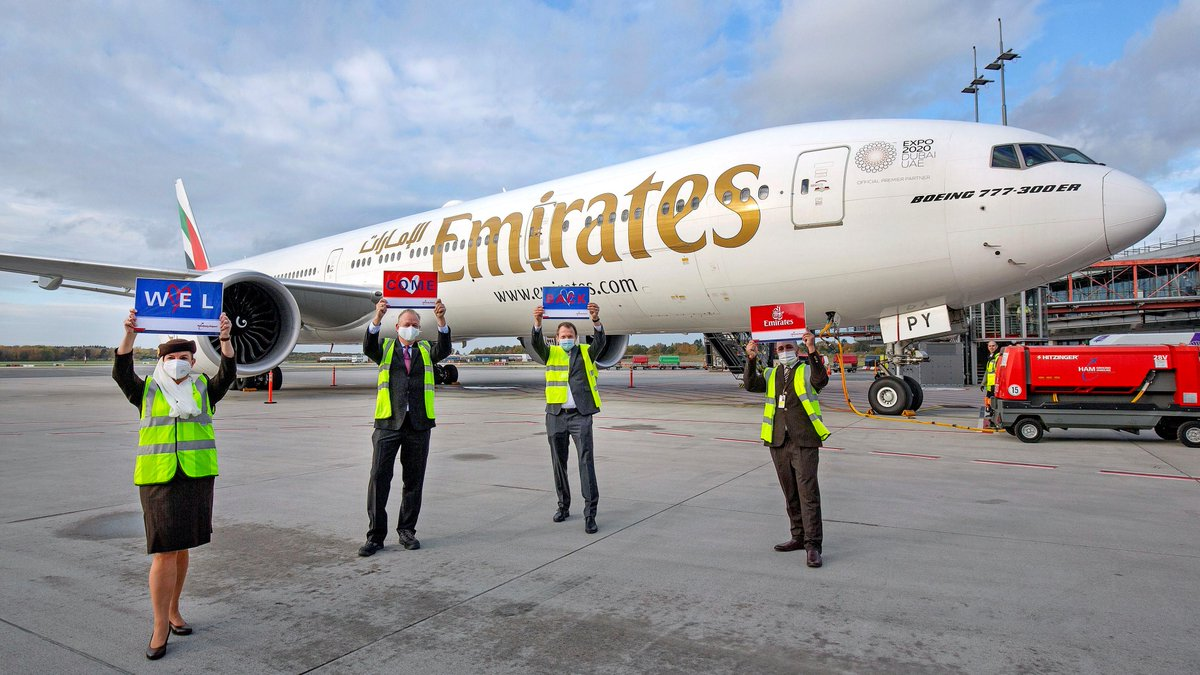 Hello Bologna, Düsseldorf & Hamburg! It's great to be back. 🇮🇹🇩🇪🇦🇪  Fly better to over 95 destinations including 31 European cities from @DXB.  #FlyEmiratesFlyBetter  📸: Michael Penner, Andrea Tavoni, A.Wiese  @BLQairport @DUSAirport @HamburgAirport https://t.co/pYH9AwI6ZC