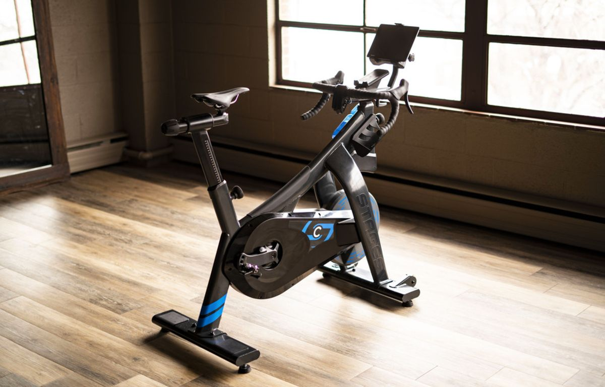 The ultimate in indoor cycling experience. The #Stages #SmartBike offers you a highly advanced and accurate training experience with true real bike feel and a real bike fit.  Available now https://t.co/OIzhjEi76O #Stages | #indoortraining | #smartbike | #velosport https://t.co/WqLZWjecsD