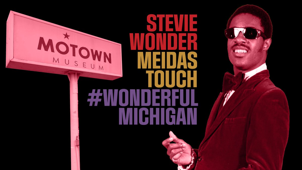 📺 NEW VIDEO  We need 10,000 retweets by noon: Stevie Wonder joins MeidasTouch to share his love of Michigan and its importance this election.   #WonderfulMichigan