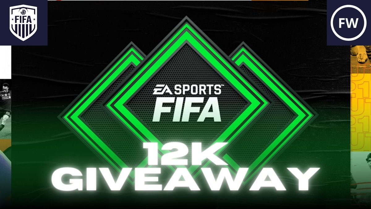 🚨 𝗚𝗜𝗩𝗘𝗔𝗪𝗔𝗬 🚨  12,000 #FIFA21 points! Winner announced for #TOTW6  ❤️ Like + 🔁 RT this post  ✅ Follow @FutWatch on Instagram:  🤫 Follow Dexerto Instagram for a bonus entry:  👥 Tag three below  Notifications ON 🔔