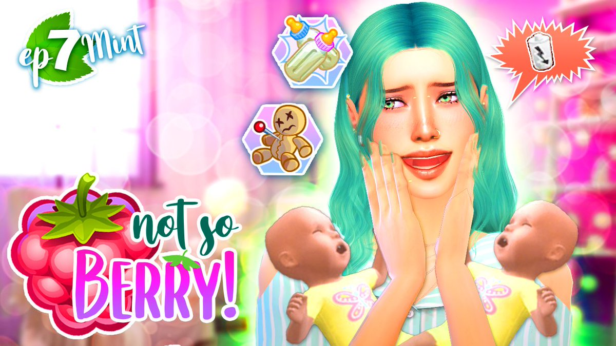 Clare Siobhan On Twitter Not So Berry Challenge Mint 7 Https T Co Ywcelt27nc I know i've mentioned this before but i am playing a modified version of lilsimsie and alwaysimming's not so berry legacy challenge. berry challenge mint