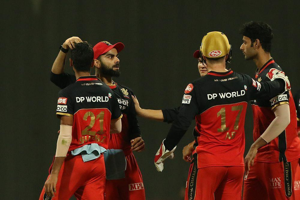 Group stage done ✅ 👀 on the playoffs now #PlayBold @RCBTweets