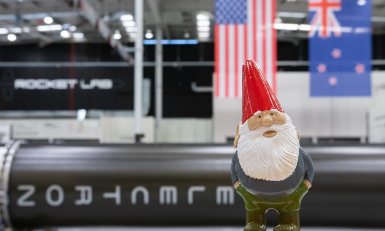 Cyborgmatt - Gabe Newell is sending a Gnome Chompski to space for charity and will donate $1 for the Paediatric Intensive Care Unit at Starship Children's Hospital for each person that watches either live or within 24 hours of launch. 😃  Launch timing details: