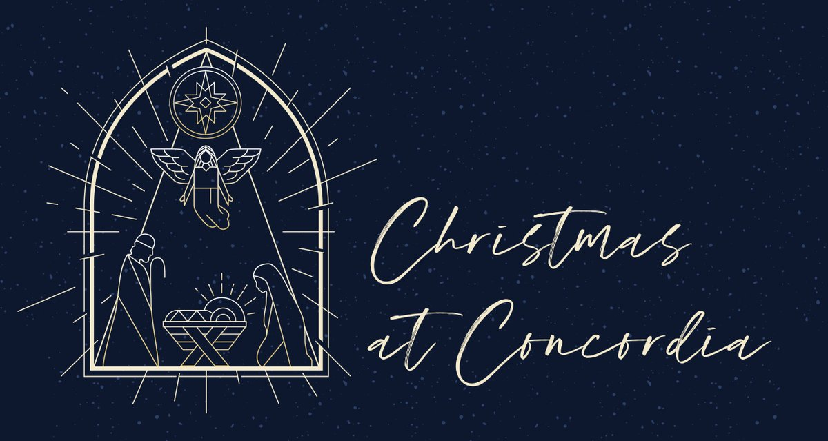 Cune Christmas At Concordia 2020 Concordia Nebraska (@CUNE) | Twitter