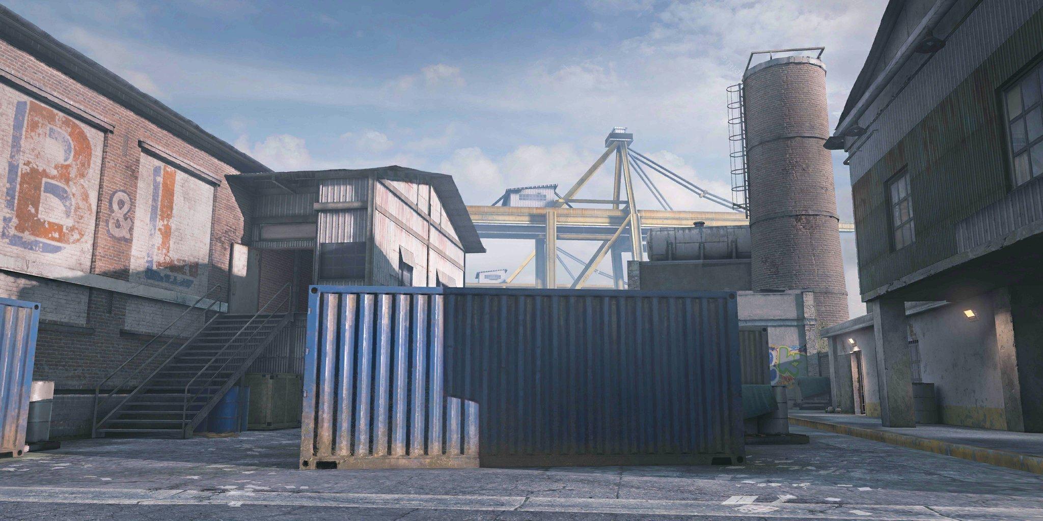 Hackney Yard COD Mobile Season 12