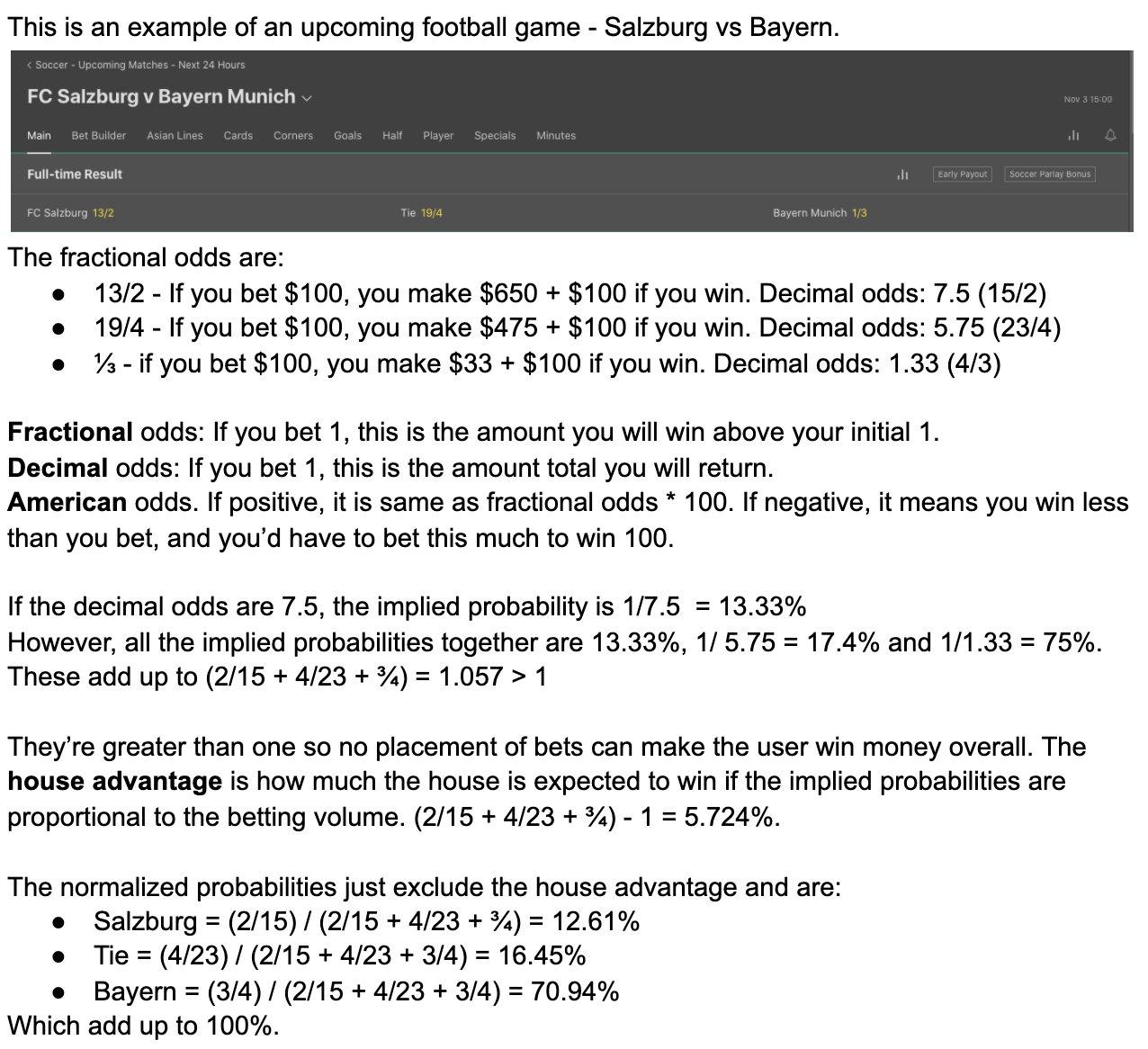wiki arbitrage betting lines