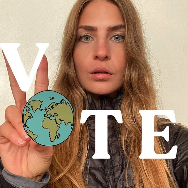 VOTE 🇺🇸  Visit  to find your local polling location   Repost 📸:  @auracolorist