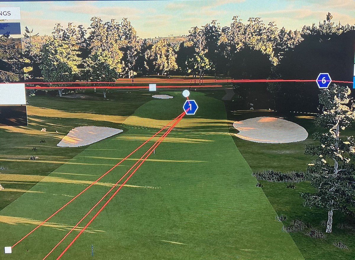North course is starting to look like a golf course on @PGATOUR2K 😎 https://t.co/x8n2Zkzc2C