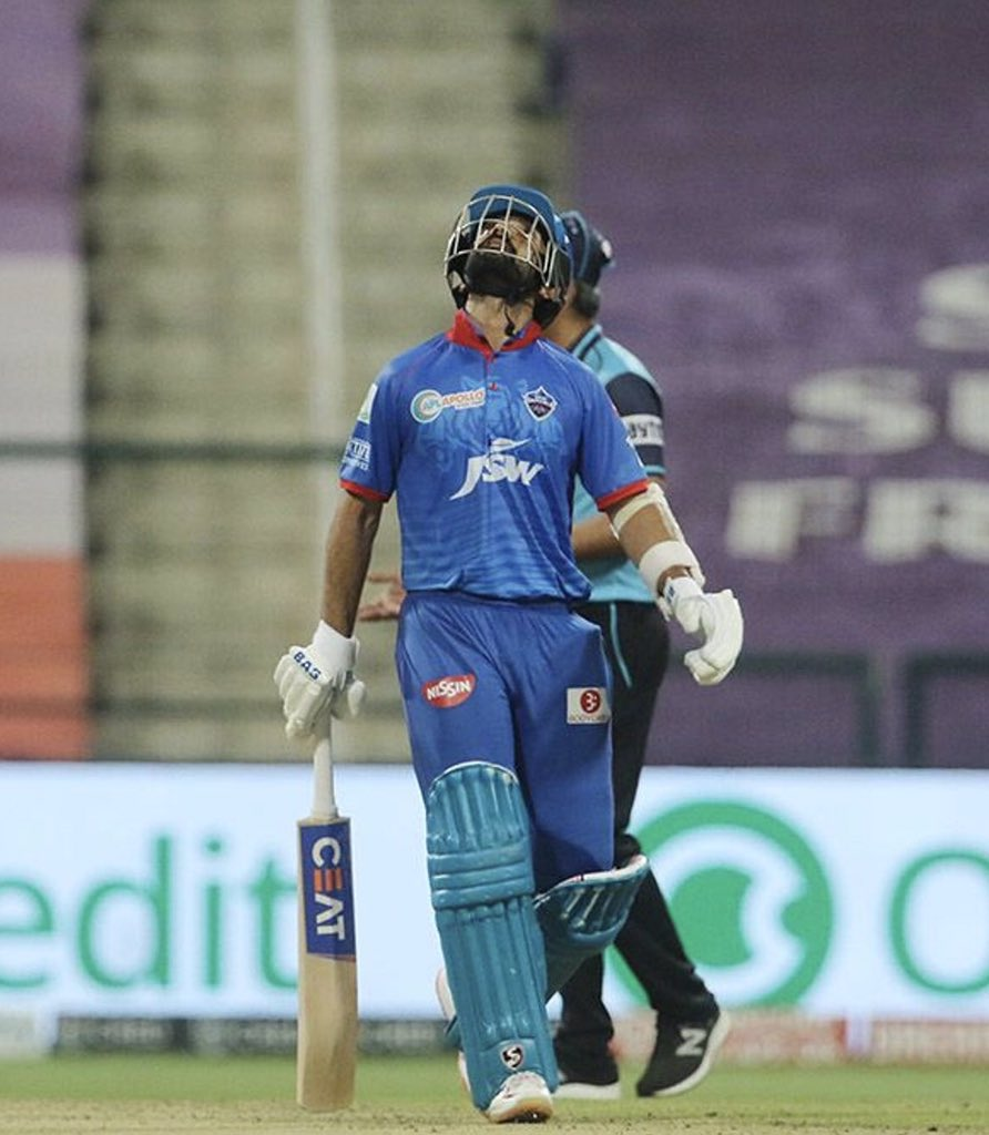 On to the qualifiers @DelhiCapitals 🙏