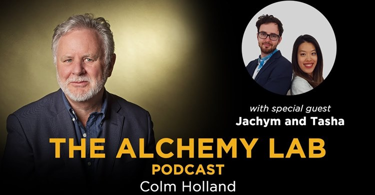 Watch my latest podcast with the amazing and unique Jáchym Jerie and Natasha Koo - helping couples with transforming their relationships (). #inspiringpodcasts #alchemylab #relationships