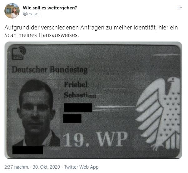 Deutscher personalausweis fake