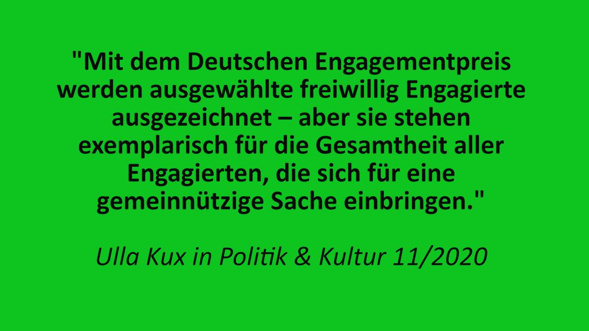 Image for the Tweet beginning: Die Sichtbarkeit und Anerkennungskultur für