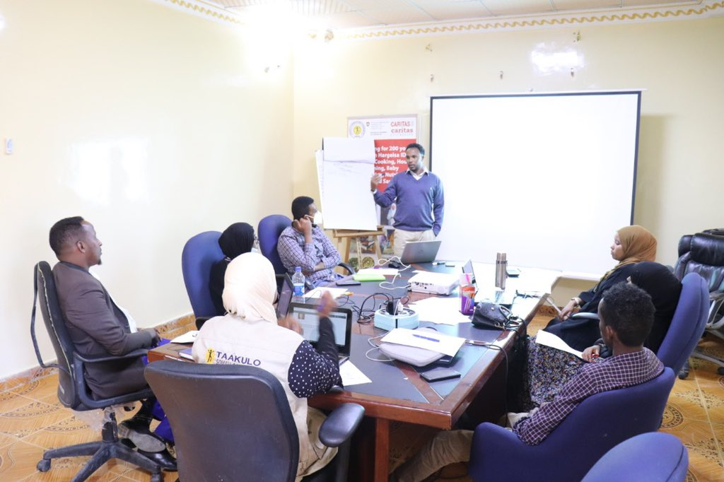 HP refresher training held to ensure participants understand key  information regarding #COVID19 and messages to be shared with the community including Symptoms,Transmission and prevention of Covid19 @planuk #planinternational @decappeal #decappeal @Oxfam @oxfamnovib