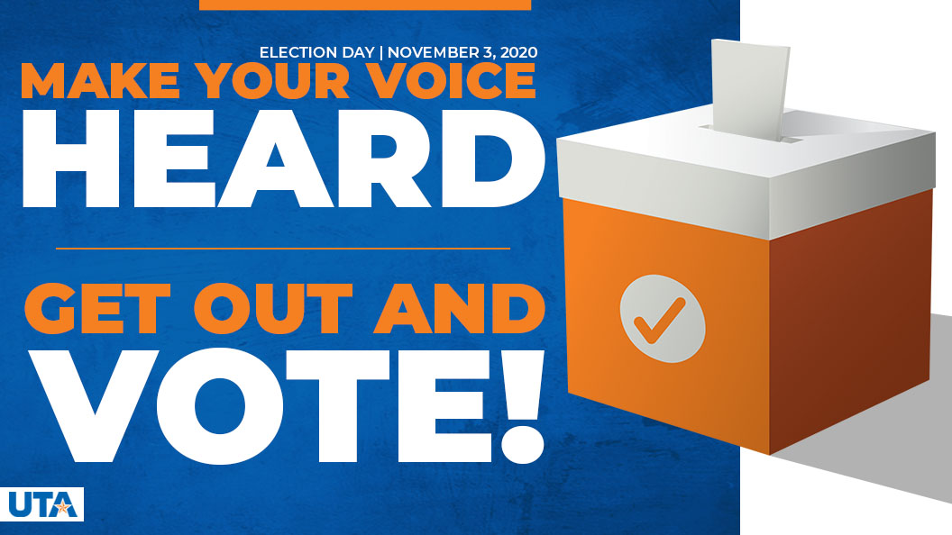 Have you voted already?...GREAT!   If you didn't vote early...get up, make a plan, find a polling location and walk/run/drive or whatever you need to do to get there. Make sure your voice is heard, get out and🗳️𝐕𝐎𝐓𝐄!  *voting hrs: 7am-7pm at all polling places statewide* https://t.co/EuUXkByKot