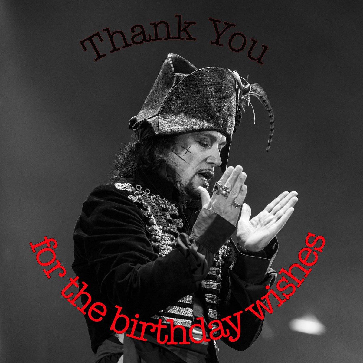 Replying to @adamaofficial:
