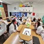 Image for the Tweet beginning: L'alumnat que cursa Biologia i