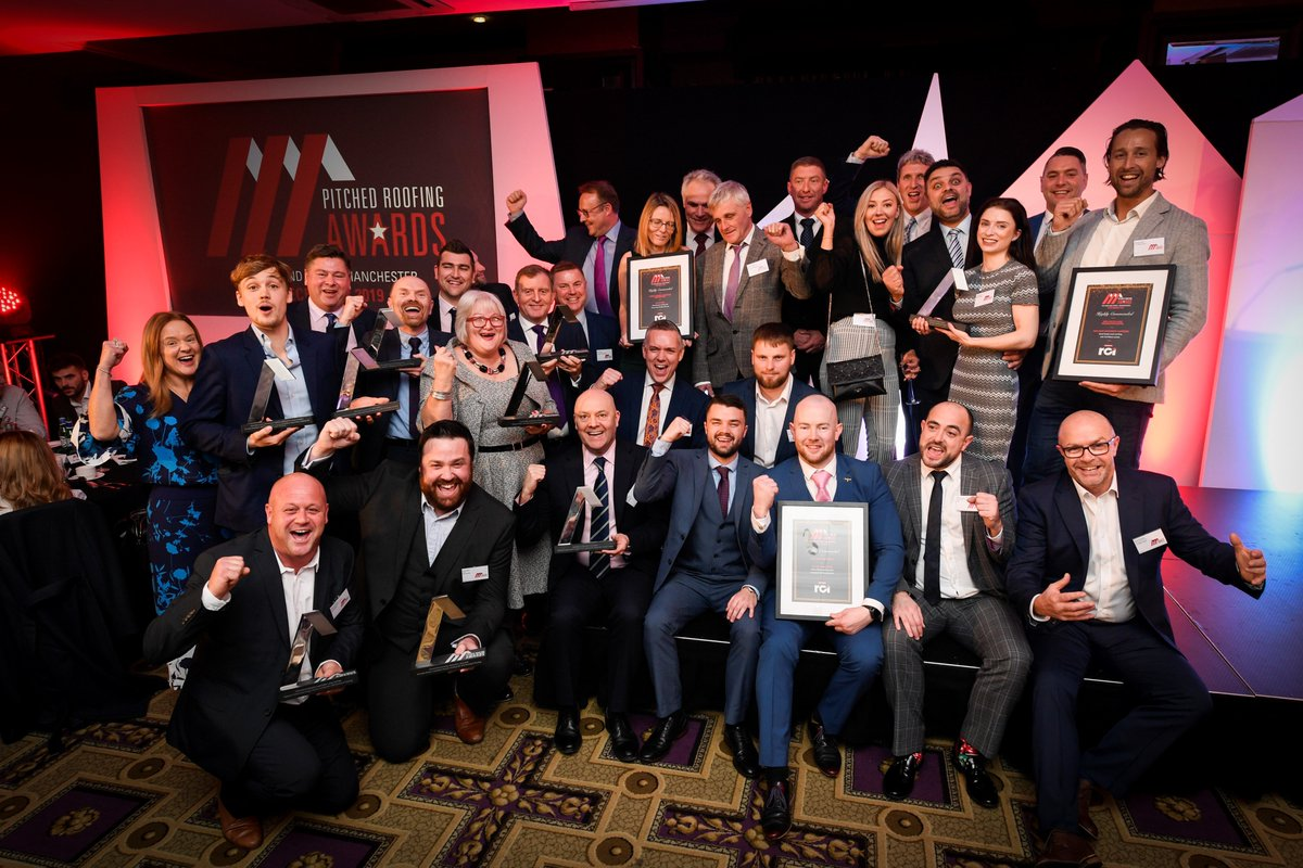 The clock is ticking...⏰There are just THREE days left to submit your entries for the Pitched Roofing Awards! Don't delay and submit your entry now at:    #PRA21 #pitchedroofs #roofing #awards2021 #rewardingexcellence
