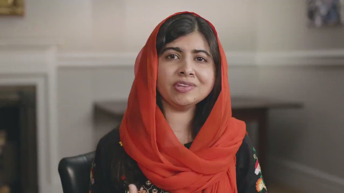 More than 1.5 billion students have had their learning disrupted by COVID-19.   That's why as schools reopen, @Malala is urging girls to go back to the classroom as soon as it is safe to do so.