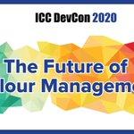 Image for the Tweet beginning: ICC DevCon 2020 will focus
