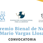 Image for the Tweet beginning: 🗣️ La Cátedra Vargas Llosa