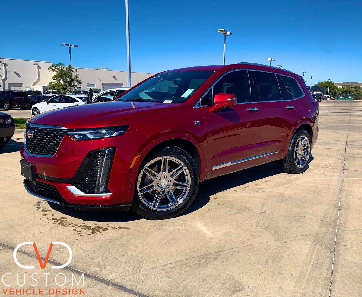 2021 Cadillac XT6 with Vogue VT379 wheels and Vogue signature V Tyres⠀ #2020 #2021 #Cadillac #XT6 #CVD2020 #CadillacXT6 #Voguewheels #Voguetyres #SignatureVSCT2 #SCT2 #CVD #SignatureV #CustomVehicleDesign