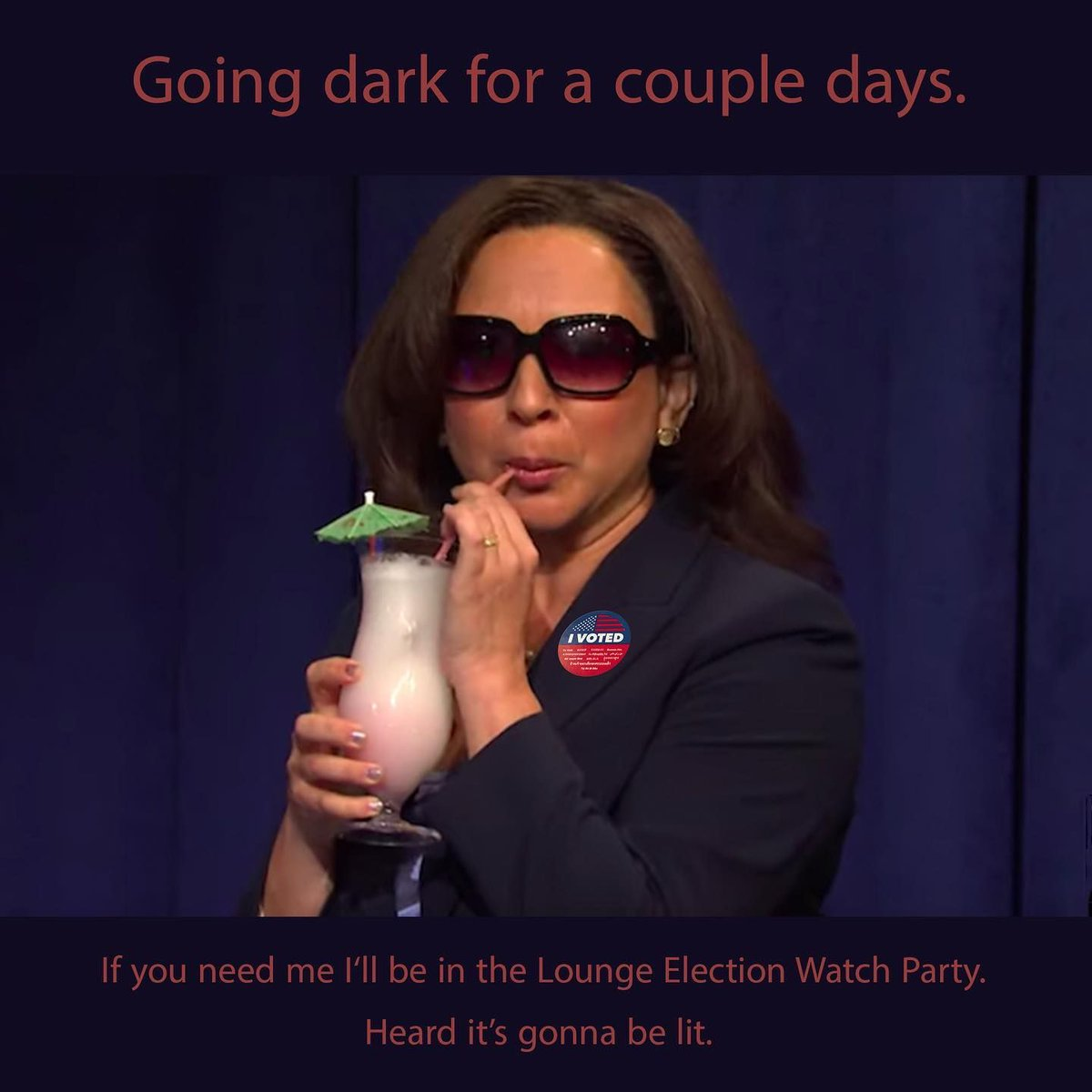 If you are not currently subscribed, now is your chance to join the Co-Conspirators Lounge and hang out with us. As a member, you can join us tonight for the watch party PLUS get access to our monthly Masterclasses and check-in/Q&A calls, and more. https://t.co/ysg3q1CnZF https://t.co/P2yKcu7sj9