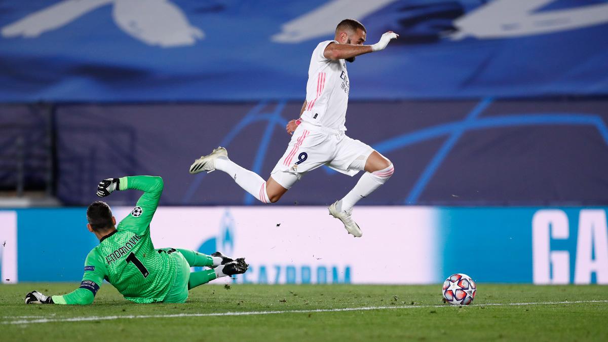 Real Madrid derrota a Inter de Milán de último minuto con gol de Rodrygo