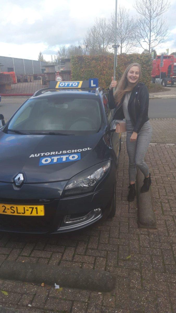 test Twitter Media - Jantine Buitendijk gefeliciteerd met het behalen van je rijbewijs. https://t.co/u2OdnylVRp