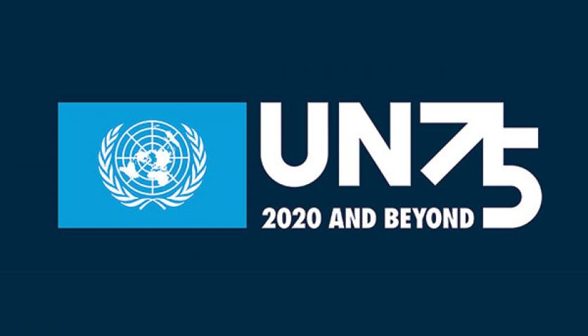 3 DAYS TO GO to submit an entry in our @UnitedNations 75th anniversary competition. What do you think is the most significant achievement of the UN in the past 75 years? Why? Winners receive #professionaldevelopment opportunities from @unaavic Apply: https://t.co/h0la0Fsejh https://t.co/GkDkjLL3D3