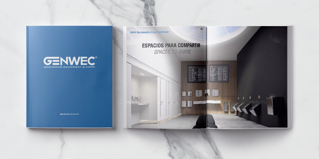 """Genebre Group on Twitter: """"📥 Download our current #CATALOGUE:  https://t.co/tjVdJZGH5X Optimally arranged for you, you will find public  washroom equipment and accessories - bathroom solutions for architects,  designers, building contractors and end"""