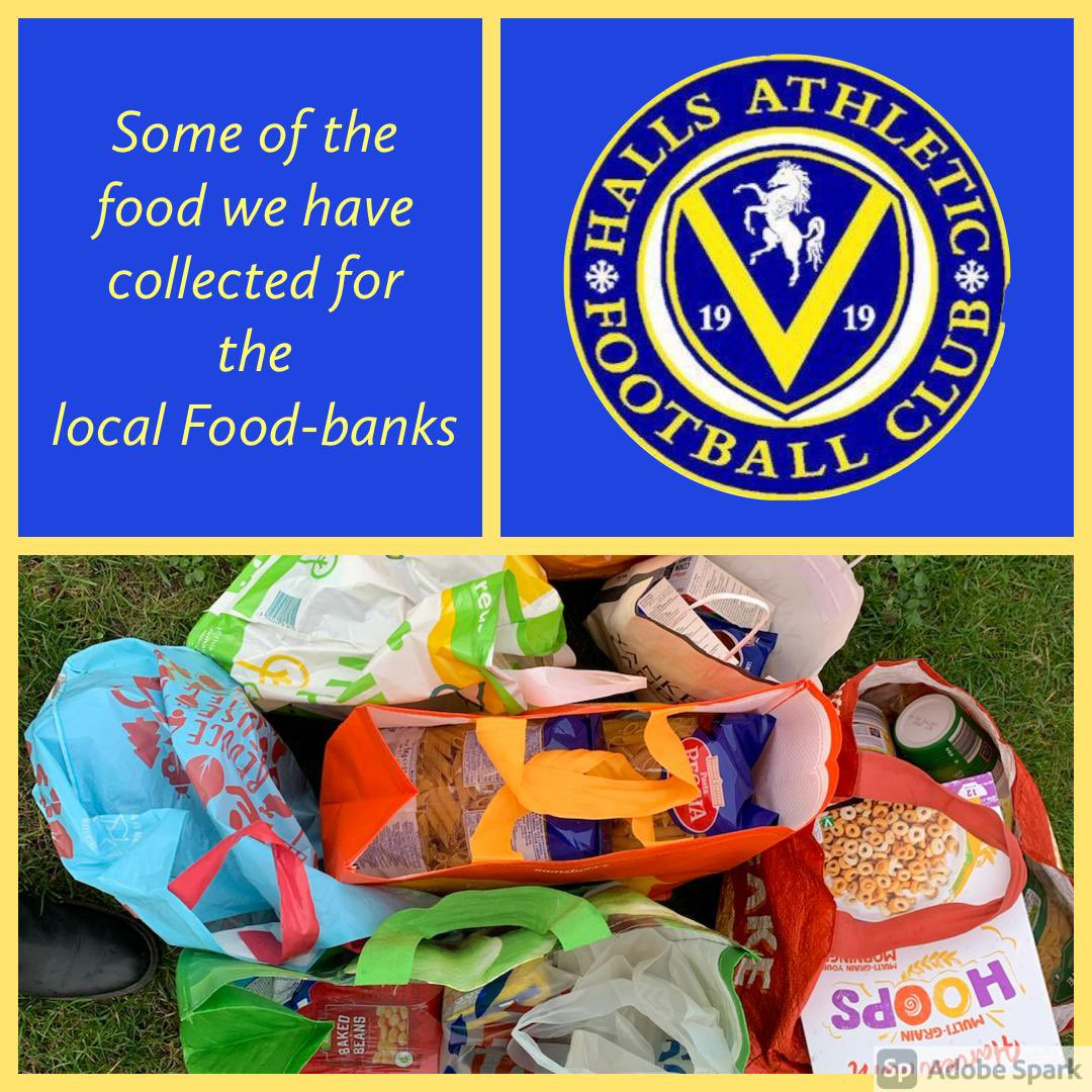 test Twitter Media - A massive well done to all our teams for donating food for our local food banks! Our football community always comes together in tough times 🟡🔵🟡🔵 #HAFC https://t.co/DWC9Ux7FKX
