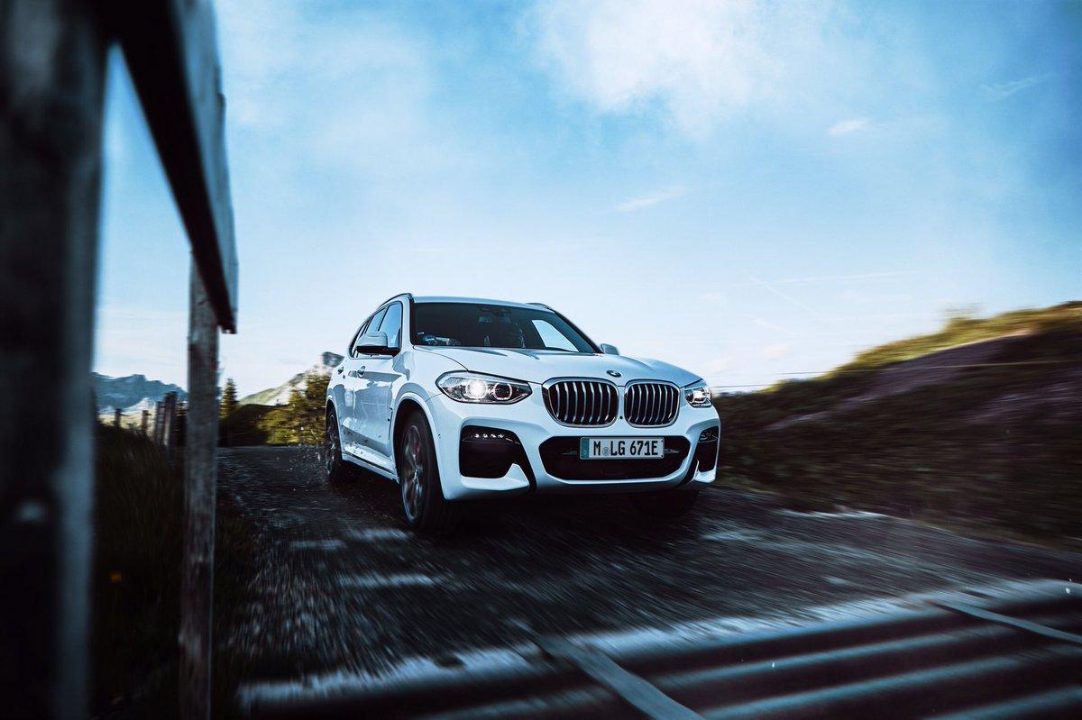 BMW X3 Style, luxury and power #BMW #ANABMW #AliAlghanimSons https://t.co/qU75RH09TH